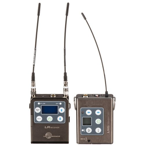 Lectrosonics L Series ZS-LRLMb Lavalier Microphone System